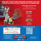 Trenchless Trade Shows are Coming to a City Near You